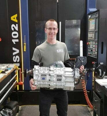 Clay Stephens 6XD Gearbox Owner